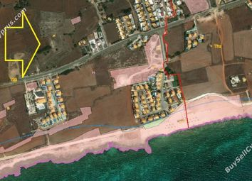 Thumbnail Land for sale in Agia Thekla, Famagusta, Cyprus