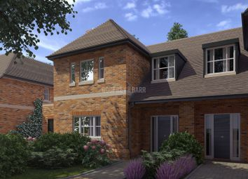 Thumbnail 4 bed semi-detached house for sale in London Road, Shenley, Radlett
