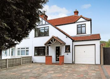 Thumbnail 3 bed semi-detached house for sale in Court, Road, Orpington