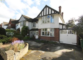 Thumbnail 4 bed semi-detached house for sale in Kingsmead Avenue, Worcester Park