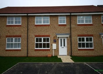 Thumbnail 3 bed town house to rent in Holt Close, Stoney Stanton, Leics