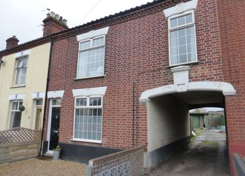 Thumbnail 4 bed terraced house for sale in North Walsham Road, Sprowston, Norwich