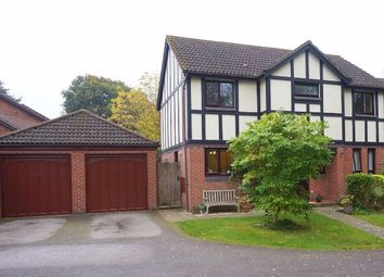 Thumbnail 4 bedroom detached house for sale in Oaklands Way, Dibden Purlieu