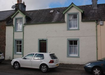 Thumbnail 3 bed terraced house for sale in 27-29 St Mary's Place, Kirkcudbright