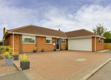 Thumbnail 3 bed detached bungalow for sale in Heath Gardens, Breaston, Derbyshire