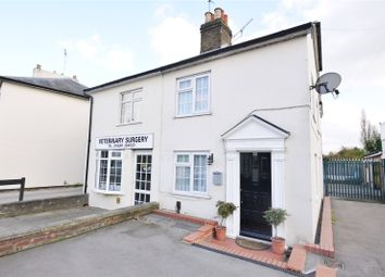 Thumbnail 2 bed semi-detached house for sale in High Street, Ongar, Essex