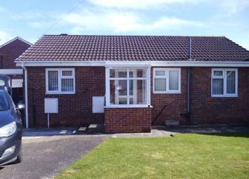 Thumbnail 2 bed detached bungalow to rent in Pinefield Avenue, Barnby Dun, Doncaster