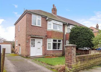 Thumbnail 3 bed semi-detached house for sale in Marsden Road, Romiley, Stockport