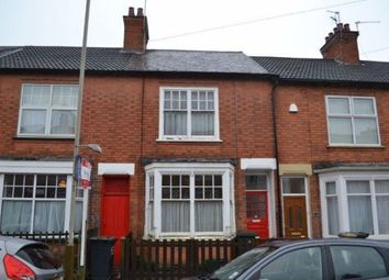 Thumbnail 3 bed property to rent in Howard Road, Clarendon Park, Leicester