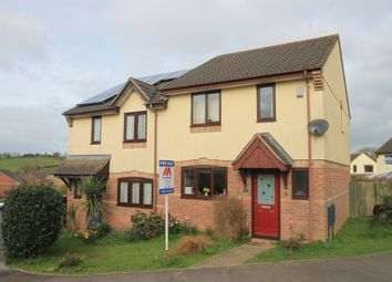 Thumbnail 3 bed semi-detached house for sale in Sycamore Road, Latchbrook, Saltash