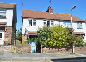Thumbnail 3 bed semi-detached house for sale in Prospect Road, Broadstairs