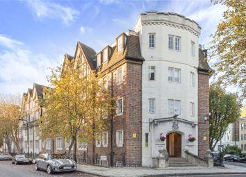 Thumbnail 1 bedroom flat for sale in Hillsborough Court, Mortimer Crescent, London