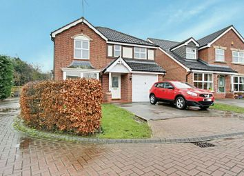 Thumbnail 4 bed detached house for sale in Butterfly Meadows, Beverley