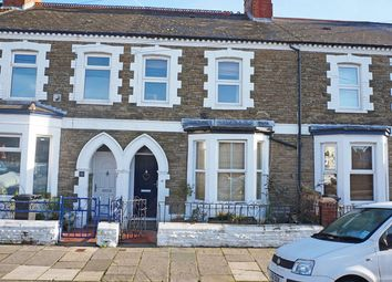 2 bed terraced house for sale in Plasnewydd Place, Roath, Cardiff CF24