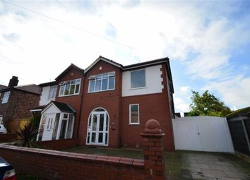 Thumbnail 3 bedroom semi-detached house to rent in Maidstone Road, Heaton Mersey, Stockport