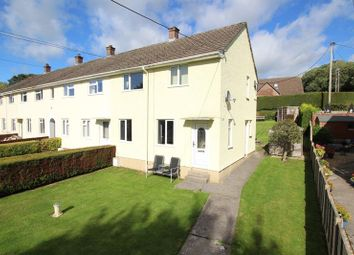 Thumbnail 3 bed end terrace house for sale in The Groesfford, Groesffordd, Brecon