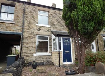 Thumbnail 2 bed terraced house to rent in Queens Road, Buxton, Derbyshire