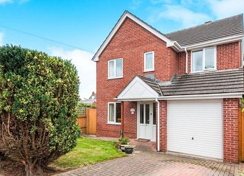 Thumbnail 4 bed detached house for sale in Greenhill Avenue, Exmouth