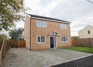 Thumbnail 4 bed detached house for sale in Tower Road, Sutton, Ely