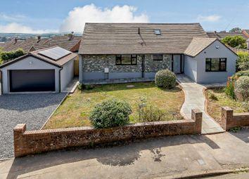 Thumbnail 5 bed detached house for sale in Park Lane, Exeter, Devon