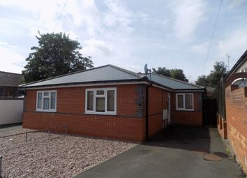 Thumbnail 2 bed bungalow to rent in Ashley Street, Bilston, Wolverhampton