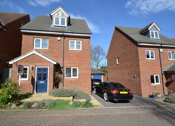 Thumbnail 4 bedroom detached house for sale in Kennedy Avenue, Hoddesdon