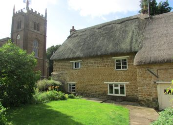 Thumbnail 3 bed cottage to rent in Church Street, Wroxton, Banbury