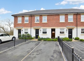 Thumbnail 2 bed terraced house for sale in Pegasus Croft, Saighton, Chester