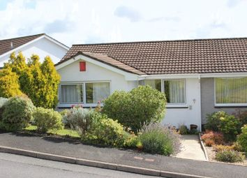 Thumbnail 3 bed semi-detached bungalow for sale in Meadway, St. Austell