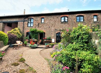 Thumbnail 3 bed terraced house for sale in Burrow Court, Butterleigh, Devon