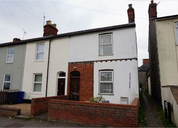 Thumbnail 2 bedroom terraced house for sale in Granby Street, Newmarket