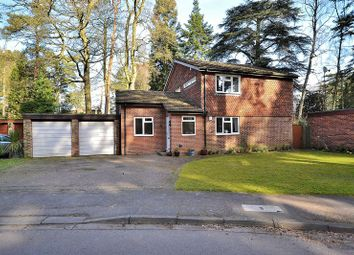 Thumbnail 4 bed detached house for sale in Redwood Glade, Leighton Buzzard