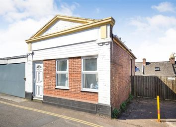 Thumbnail 1 bed bungalow for sale in 21 Oxford Road, Exeter