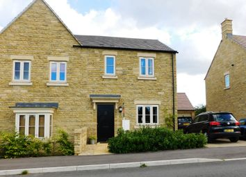 Thumbnail 3 bed semi-detached house to rent in Pennylands Way, Winchcombe, Cheltenham