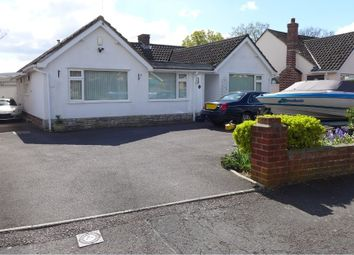 Thumbnail 3 bed detached bungalow for sale in Morden Avenue, Ferndown