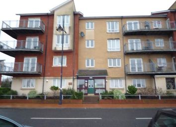 Thumbnail 1 bed flat to rent in Glan Y Mor, Y Rhodfa, Barry