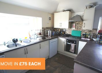 Thumbnail 5 bedroom flat to rent in Woodville Road, Cathays, Cardiff