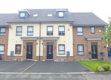 Thumbnail 4 bed town house for sale in Deanland Drive, Liverpool
