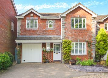 Thumbnail 4 bedroom detached house for sale in Stanshawes Court Drive, Yate, Bristol