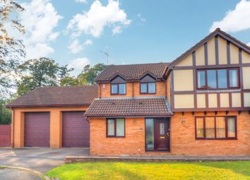 4 bed detached house for sale in The Glade, Clayton, Newcastle-Under-Lyme ST5