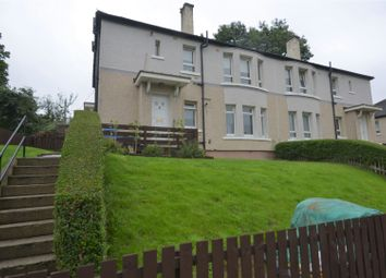 Thumbnail 3 bed flat for sale in Boydstone Road, Glasgow