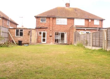 Thumbnail 3 bed semi-detached house to rent in Melrose Avenue, Worthing