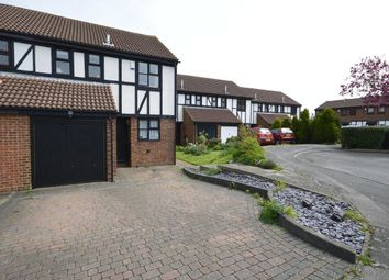 Thumbnail 3 bed semi-detached house to rent in Greenfinches, Hempstead, Gillingham