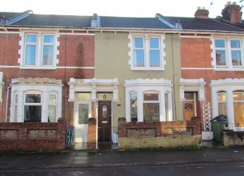 Thumbnail 4 bed terraced house to rent in Telephone Road, Southsea