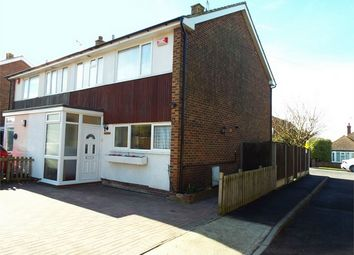 Thumbnail 3 bed semi-detached house for sale in Oaklands Avenue, St. Peters, Broadstairs