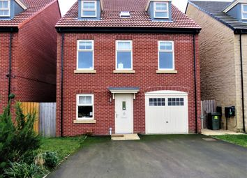 Thumbnail 4 bedroom detached house to rent in Turnberry Avenue, Ackworth, Pontefract
