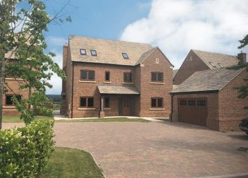 Thumbnail 5 bed detached house for sale in Seven Acres Close, Main Road, Minsterworth, Gloucester, Gloucestershire