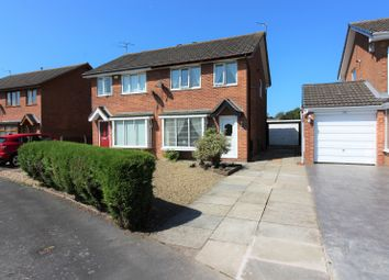 Thumbnail 3 bed semi-detached house for sale in Mayfield Avenue, Thornton