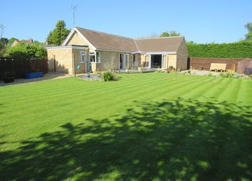 Thumbnail 5 bed detached bungalow for sale in Church Street, Werrington, Peterborough