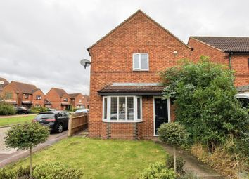 Thumbnail 3 bed link-detached house for sale in Wadesmill Lane, Caldecotte, Milton Keynes